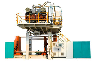 Pallet Blow Molding Machine