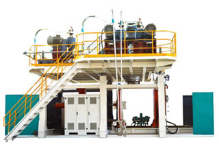 Road Barrier Blow Molding Machine