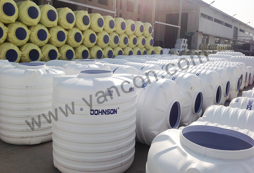 Water Tank Blow Molding Machine Productions
