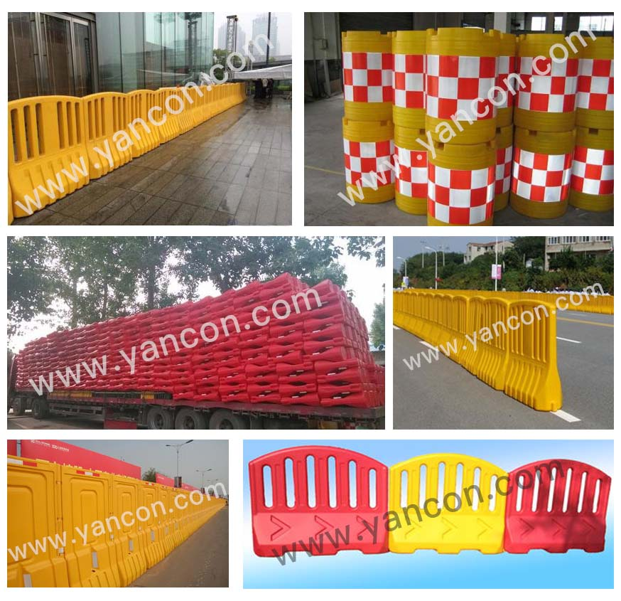 Road Barrier Blow Molding Machine Productions Show